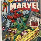 Captain Marvel (1968 series) #52 Marvel Comics Sept. 1977 Good