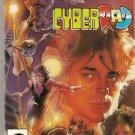 CyberRad (1991 series) #2 Continuity Comics April 2001 Fine