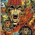 CyberRad Deathwatch 2000 #2 Continuity Comics July 1993 Fine