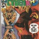 CyberRad Deathwatch 2000 #1 Continuity Comics April 1993 Fine