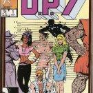 D.P.7 #1 Marvel Comics Nov. 1986 Fine