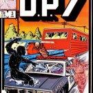 D.P.7 #3 Marvel Comics Jan. 1987 FN