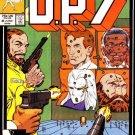D.P.7 #8 Marvel Comics June 1987 VF