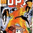 D.P.7 #12 Marvel Comics Oct. 1987 FN/VF