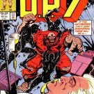 D.P.7 #13 Marvel Comics Nov 1987 FN