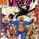 D.P.7 #16 Marvel Comics Feb. 1988 FN