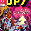 D.P.7 #18 Marvel Comics April 1988 FN