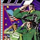 D.P.7 #22 Marvel Comics Aug. 1988 VF