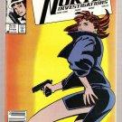 Dakota North #5 Marvel Comics Feb. 1987 VG