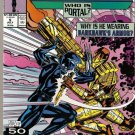 Darkhawk #5 Marvel Comics July 1991 Very Good/Fine