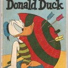 Donald Duck #48 Walt Disney Dell Comics July 1956 GD