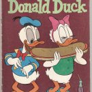 Donald Duck #69 Walt Disney Dell Comics Jan. 1960 GD/VG