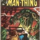 Man-Thing (1974 series) #4 Marvel Comics April 1974 Fair