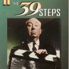 Alfred Hitchcock's The 39 Steps VHS Movie Used