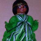 Homemade Native American Yarn Doll
