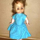 Lorrie Co. Girl Doll with Blue Dress 1971