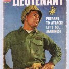 The Lieutenant #1 Dell Comics 1964 Fair