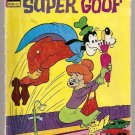 Super Goof #32 Walt Disney Gold Key Comics 1974 FR