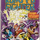 Richard Dragon Kung-Fu Fighter #17 DC Comics Oct. 1977 VG