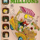 Richie Rich Millions #52 Harvey Comics March 1972 GD