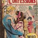 Teen Confessions #66 Charlton Comics Feb. 1971 FR