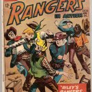 Texas Rangers in Action #63 Charlton Comics Nov. 1967 PR