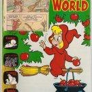 Wendy Witch World #21 Harvey Comics Aug. 1967 Poor