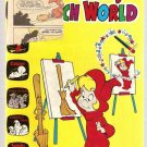 Wendy Witch World #50 Harvey Comics Aug. 1973 Good