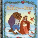 Disney's Beauty and the Beast Little Golden Books 1993