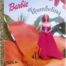 Barbie Thumbelina Little Golden Books 2003 First Edition