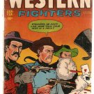 Western Fighters Vol. 4 (1952) #6 Jan-Feb. 1953 Fair