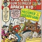 Western Gunfighters #19 Marvel Comics Nov. 1972 GD