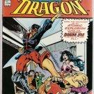 Hands of the Dragon #1 Atlas Comics June 1975 Fine