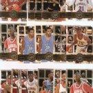 1995 Press Pass Basketball Lot of 16 Cards Kevin Garnett Jason Kidd