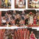 1995 Superior Pix Basketball Lot of 24 Cards