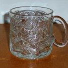 Batman Forever McDonalds Riddler Glass Mug Cup