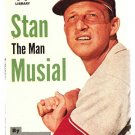 Stan The Man Musial by Irv Goodman Paperback Book Sport Magazine Library No. 2