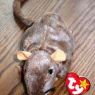 TY Beanie Babies Tiptoe the Mouse