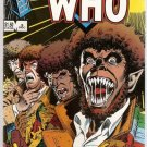 Doctor Who (1984 series) #3 Marvel Comics Dec. 1984 GD/VG