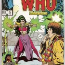 Doctor Who (1984 series) #5 Marvel Comics Feb. 1985 GD/VG