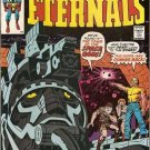Eternals (1976 series) #1 Marvel Comics July 1976 Fine