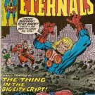 Eternals (1976 series) #16 Marvel Comics Oct 1977 GD/VG