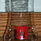 Vintage 7 Up Uncola Upside Down Collector's Glass