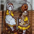 Vintage Holly Hobbie Happy Talk Coca-Cola Limited Edition Glass Happy Times
