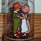 Vintage Holly Hobbie Happy Talk Coca-Cola Limited Edition Glass Easiest Tasks