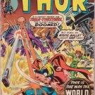 Thor (1966 series) #244 Marvel Comics Feb. 1976 Fair