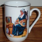 Norman Rockwell Museum Mug Cup Memories