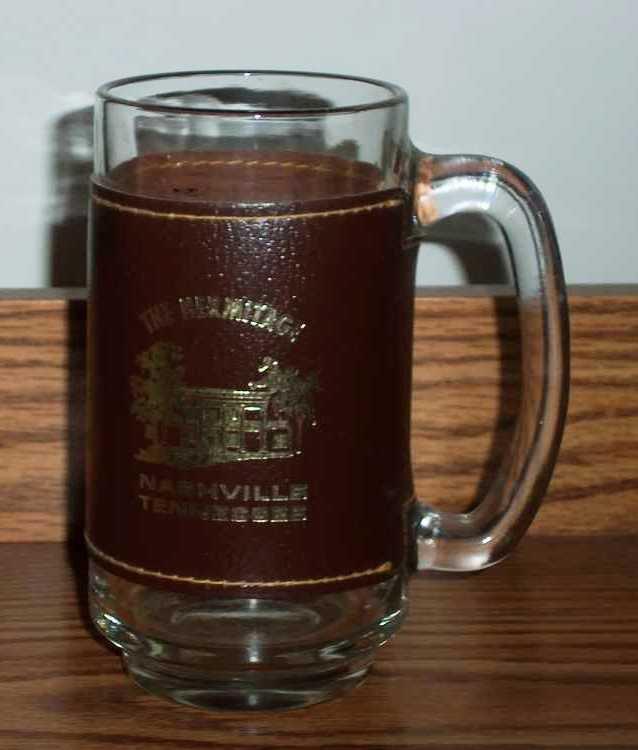 Hermitage Nashville Tennessee Souvenir Mug Cup