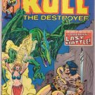 Kull the Conqueror (1971 series) #15 Marvel Comics Aug. 1974 VG