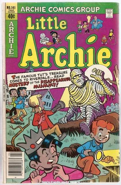 Little Archie #141 Archie Comics April 1979 VG